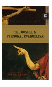 Gospel and Personal Discipleship