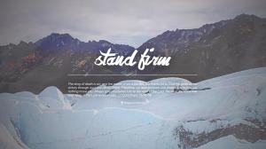 stand firm (desktop) 1