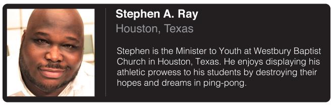 Stephen Ray